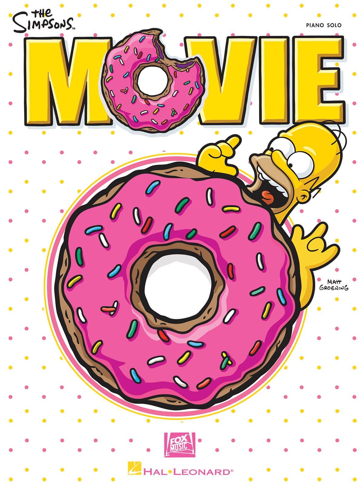 The Simpsons Movie - Hans Zimmer - Partition - laflutedepan.com