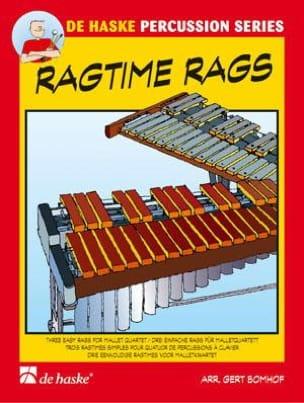 Ragtime Rags - Quatuor Partition laflutedepan