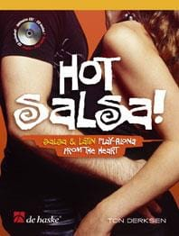 Hot Salsa! Ton Derksen Partition Clarinette - laflutedepan