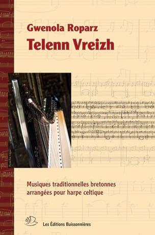 Telenn Vreizh - La Harpe de Bretagne Traditionnel laflutedepan