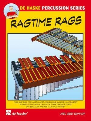 Ragtime Rags - Quatuor - Partition - laflutedepan.com