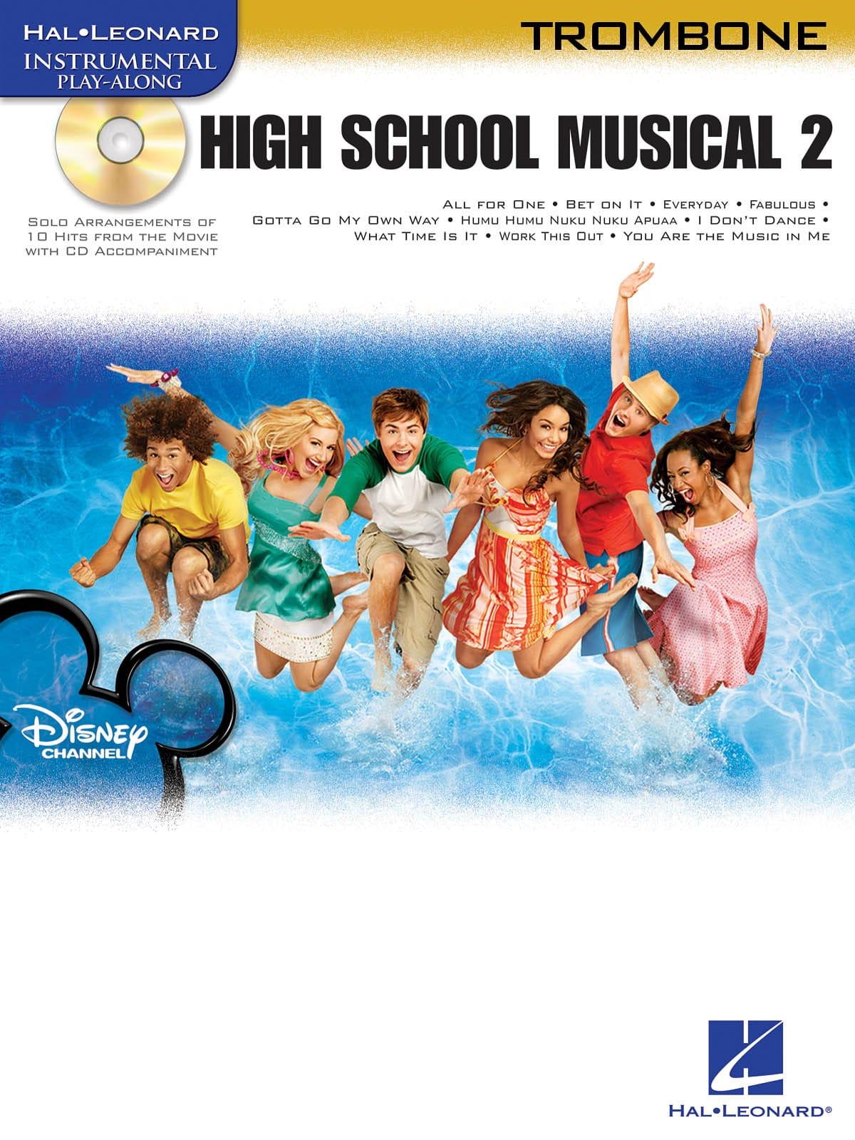 High School Musical 2 - Partition - Trombone - laflutedepan.com