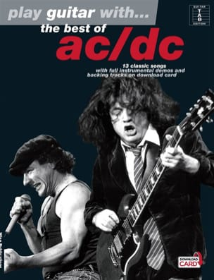 Play Guitar With... The Best Of AC/DC AC-DC Partition laflutedepan