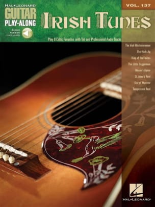 Guitar Play-along volume 137 - Irish Tunes Partition laflutedepan