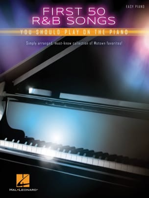 First 50 R&B Songs You Should Play on Piano Partition laflutedepan