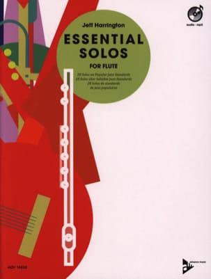 Essential Solos for Flute Jeff Harrington Partition laflutedepan