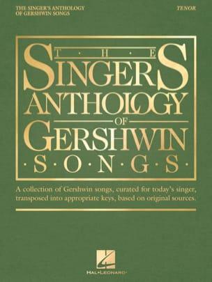 The Singer's Anthology of Gershwin Songs – Tenor GERSHWIN laflutedepan