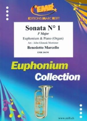 Sonate N° 1 Fa Major - Benedetto Marcello - laflutedepan.com
