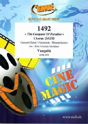 1492 - The Conquest of Paradise - Vangelis - laflutedepan.com