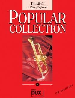 Popular collection volume 7 Partition Trompette - laflutedepan