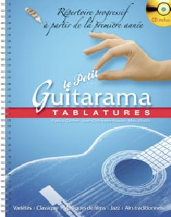 Le Petit Guitarama Tablatures Partition Guitare - laflutedepan