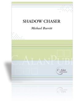 Shadow Chaser Michael Burritt Partition Marimba - laflutedepan