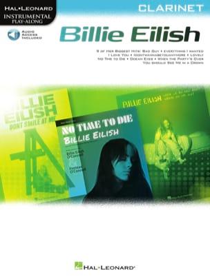 BILLIE EILISH pour Clarinette Billie Eilish Partition laflutedepan