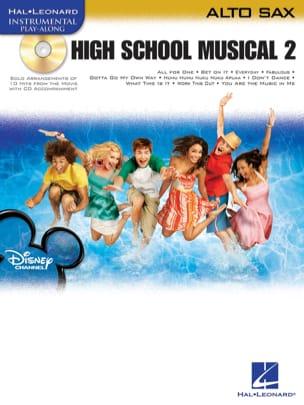 High School Musical 2 Partition Saxophone - laflutedepan