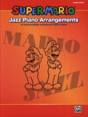 Musique de Jeux Vidéo - Super Mario Jazz Piano Arrangements - Partition - di-arezzo.com
