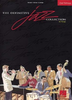 Definitive Jazz Collection - Partition - Jazz - laflutedepan.com