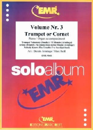 Solo Album Band 3 - Partition - Trompette - laflutedepan.com