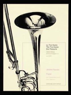 Pastel Jérôme Naulais Partition Trombone - laflutedepan