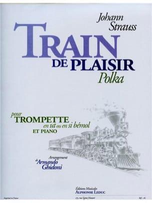 Train de Plaisir Polka Johann Strauss Partition laflutedepan