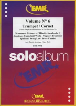 Solo Album Band 6 - Partition - Trompette - laflutedepan.com