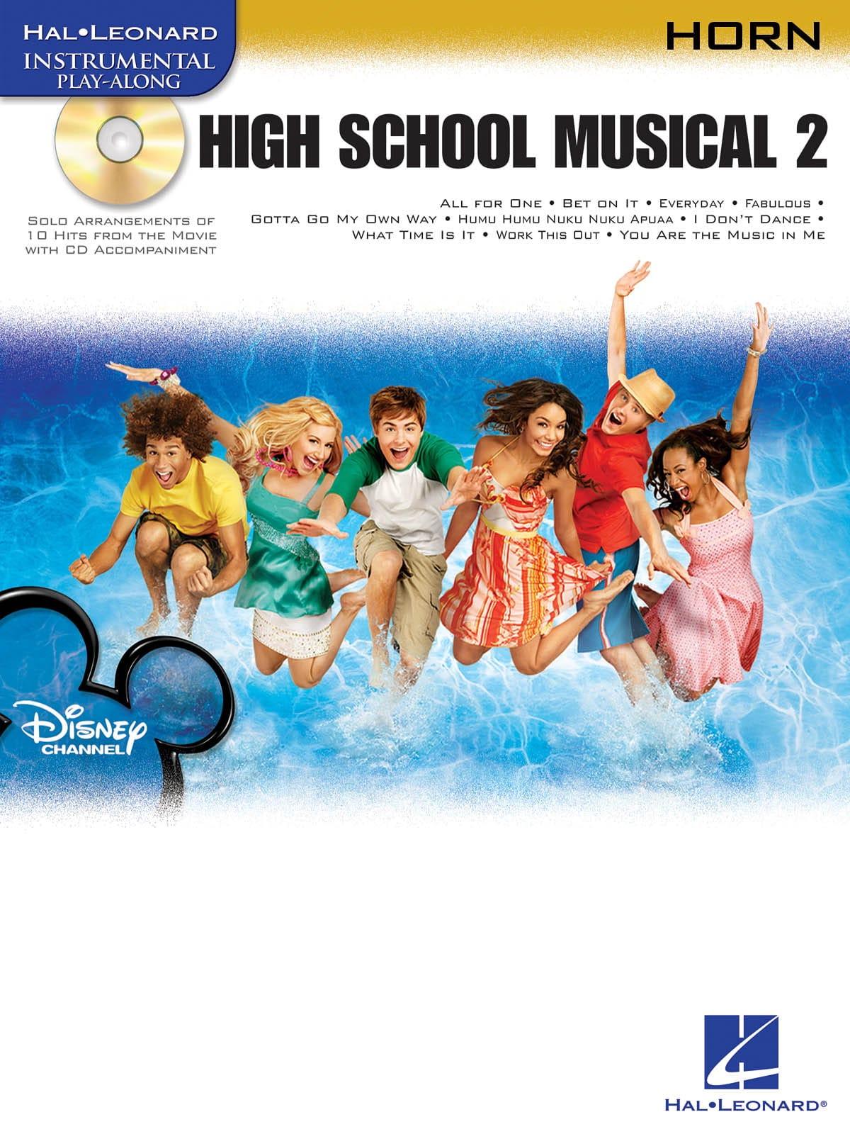 High School Musical 2 - Partition - Cor - laflutedepan.com