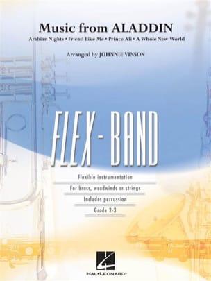Aladdin (Music from) - FlexBand DISNEY Partition laflutedepan