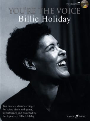 You're The Voice Billie Holiday Partition Jazz - laflutedepan