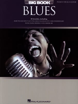 The Big Book Of Blues Partition Jazz - laflutedepan