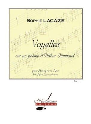 Voyelles sur un poème d'Arthur Rimbaud Sophie Lacaze laflutedepan