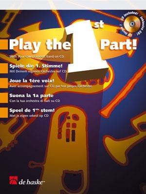Joue la Premiere Voix Degré 2-3 - Partition - laflutedepan.com
