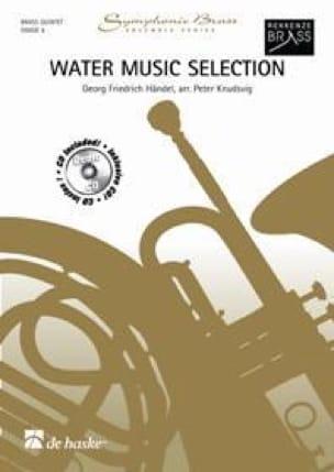 Water Music Selection - HAENDEL - Partition - laflutedepan.com