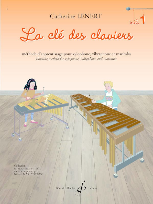 La Clé des Claviers - Catherine Lénert - Partition - laflutedepan.com