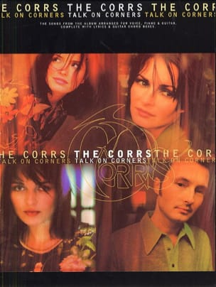 Talk On Corners - The Corrs - Partition - laflutedepan.com