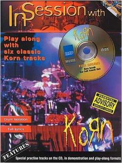 In Session With Korn Korn Partition Pop / Rock - laflutedepan