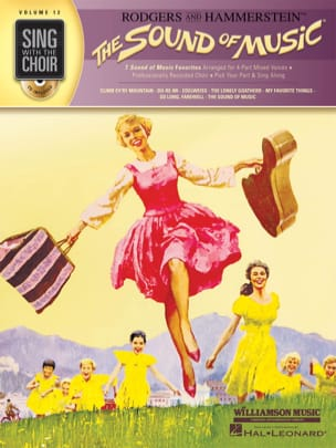Sing With The Choir Volume 12 - The Sound Of Music laflutedepan