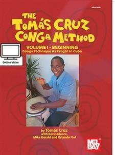 Tomas Cruz Conga Method - Volume 1 Beginning Tomas Cruz laflutedepan