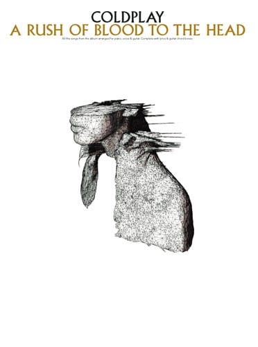 A Rush Of Blood To The Head - Coldplay - Partition - laflutedepan.com