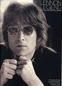 John Lennon - Legend The Very Best Of - Partition - di-arezzo.com