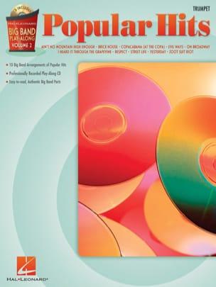 Big band play-along volume 2 - Popular Hits Partition laflutedepan
