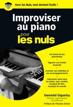Improviser au Piano pour Les Nuls - Edition poche laflutedepan