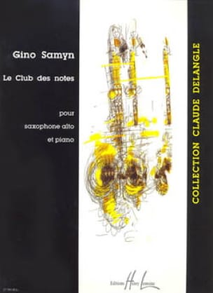 Le Club Des Notes - Gino Samyn - Partition - laflutedepan.com