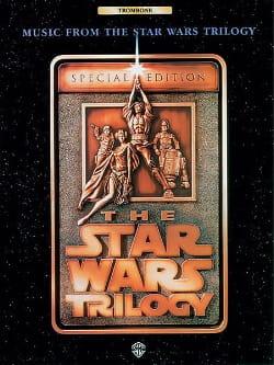 The Star Wars Trilogy John Williams Partition Trombone - laflutedepan