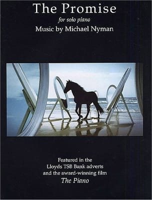 The Promise Michael Nyman Partition Musique de film - laflutedepan