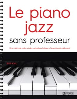 Le Piano Jazz sans Professeur Partition Piano - laflutedepan