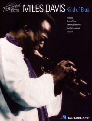 Kind Of Blue Miles Davis Partition Trompette - laflutedepan