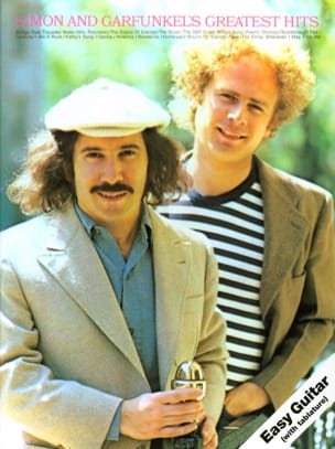 Simon & Garfunkel's Greatest Hits - Easy Guitare laflutedepan
