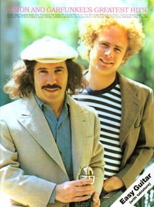 & Garfunkel Simon - Simon - Garfunkels Greatest Hits - Easy Guitar - Partition - di-arezzo.de