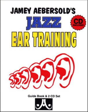 Jazz Ear Training METHODE AEBERSOLD Partition Harmonie - laflutedepan