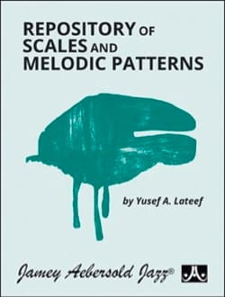 Repository Of Scales And Melodic Patterns Treble Clef laflutedepan