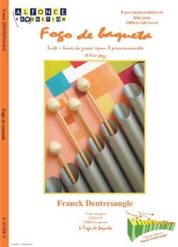 Fogo de Baqueta Franck Dentresangle Partition laflutedepan